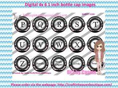 1' Bottle caps (4x6) Digital abc mix C09  ALPHABET/NUMBERS BOTTLE CAP IMAGES  #abc #ALPHABET #NUMBERS #bottlecapimages #bottlecap #BCI #shrinkydinkimages #bowcenters #hairbows #bowmaking #ironon #printables #printyourself #digitaltransfer #doityourself #transfer #ribbongraphics #ribbon #shirtprint #tshirt #digitalart #diy #digital #graphicdesign please purchase via link   http://craftinheavenboutique.com/index.php?main_page=index&cPath=323_533_42_45