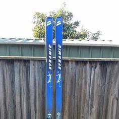 Dynamic VR27 240cm Speed Skis #speedski #speedskiing #skiing #skiracing #speed #thrill #figure11's #snow #snowsports