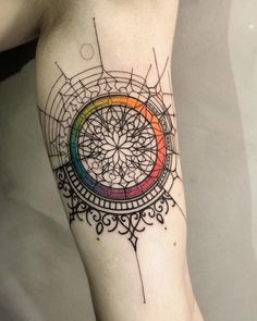 60 Gorgeous Tattoos Your Friends Will Hate You For - Page 4 of 6 - Straight Blasted tattoo designs ideas männer männer ideen old school quotes sketches Mandala Tattoo Design, Dotwork Tattoo Mandala, Tattoo Designs, Geometric Henna Tattoo, Geometric Tattoo Feminine, Fractal Tattoo, Tattoo Abstract, Botanisches Tattoo, Hand Tattoo