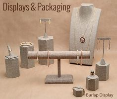 Give your jewelry the spotlight and complete each sale with professional packaging with jewelry displays and packaging from Rio Grande. Counter Display, Wood Display, Jewelry Tools, Jewelry Supplies, Paparazzi Jewelry Displays, Handmade Market, Jewelry Packaging, Jewellery Display, Craft Fairs