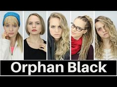 ‪Orphan Black Clone Club Hair Tutorial‬‏ - YouTube