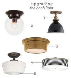 Upgrading the Boob Light | Chris Loves Julia