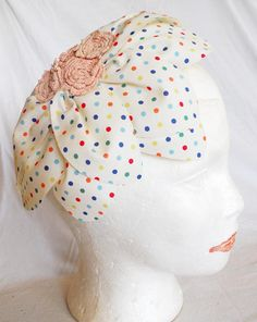 The JOYCE vintage style headpiece for a by jamieslyedesigns