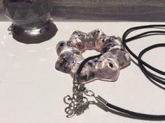 aesidhe colgante Maja colgante de resina de cristal con