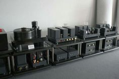High end audio audiophile Audio Tekne
