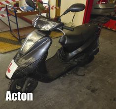 John Pye Auctions - Online Auction West London Police Seized Bikes | #onlineauction #motorbike #moped