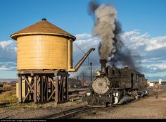 RailPictures.Net Photo: DRGW 463 Denver & Rio Grande Western Railroad Steam 2-8-2 at Antonito, Colorado by Kevin Madore