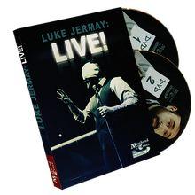 Luke Jermay LIVE! by Luke Jermay & Marchand de Trucs - DVD