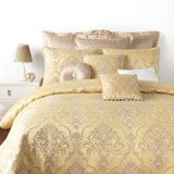 http://www.swankyoutlet.com/products/waterford-bedding-kelsey-gold-queen-duvet-cover-new?gclid=CPrptOT-nbcCFYai4AodARIA7A    $98