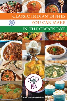 Classic Indian Recipes You Can Make in the Crock Pot