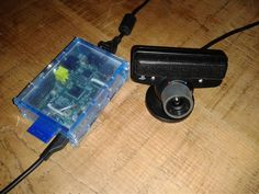 Picture of Raspberry Pi remote webcam Check out http://arduinohq.com for cool new arduino stuff!