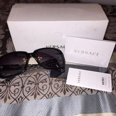 Gently used Versace sunglasses Used last summer in good condition Versace Accessories Sunglasses