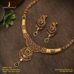Fancy these beauties collections. Get in touch with us on Gold Temple Jewellery, Gold Jewellery Design, Gold Jewelry, Diamond Jewellery, Statement Jewelry, Gold Necklace, Antique Gold Rings, Gold Chain Design, Beautiful Necklaces