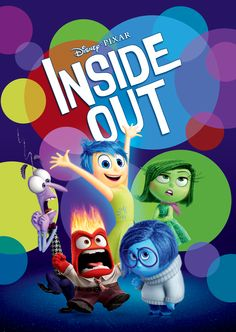 Get ready to jump for Joy! Inside Out is finally coming home on Digital HD and Disney Movies Anywhere October 13 and on Blu-ray November 3!