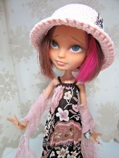 Nicole - OOAK Ever After High Briar Beauty Repaint Doll #mattel #DollswithClothingAccessories