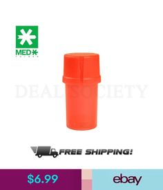 Wholesale Lot Medtainer Grinder Container Air Tight
