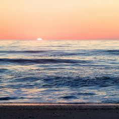 north carolina, 6 am, on the Outer Banks.