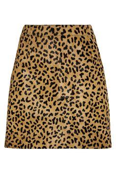 Las 8 prendas de leopardo que tienes que tener © MCQ Alexander McQueen