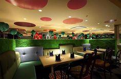 Alice have a restaurant on Japan ! NIICE!