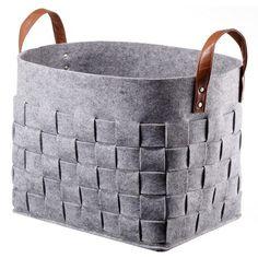 Felt Basket - Grey - Threshold™ : Target