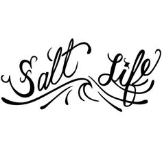 Always Salty Decal Window Bumper Sticker Car Mermaid Attitude Beach Sea Life Fun