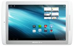 """Archos 101 XS 16 GB Tablet - 10.1"""" - Texas Instruments OMAP 4 OMAP4470 1.50 GHz - White"""
