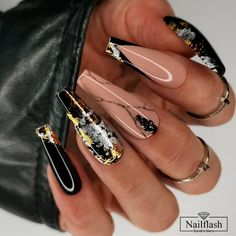 Glam Nails, Hot Nails, Stiletto Nails, Hair And Nails, Stylish Nails, Trendy Nails, Fire Nails, Best Acrylic Nails, Creative Nails