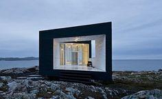 Fogo Island Artist Studios, Newfoundland, Canada