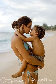I'd LOVE to get a picture like this of Noah and I!