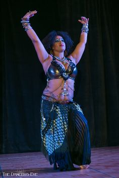 Hannah Mullins Tribal Revolution 2015 Photo courtesy of The Dancer's Eye Fine Art Photography