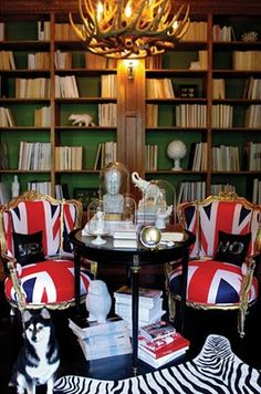 graham moss union jack chairs