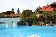 From hotel Pestana village , Madeira