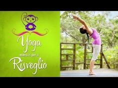 Yoga - Per iniziare la mattina con energia - YouTube