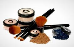 Guess what? Afterglow Cosmetics are totally organic.