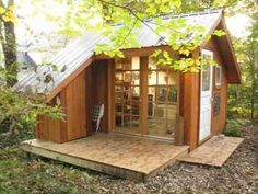 Art studio shed by pauline :: OMGorgeous!!! :: IDesire!!!