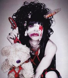 I'm pretty sure I've acquired an infatuation for Mejibray.