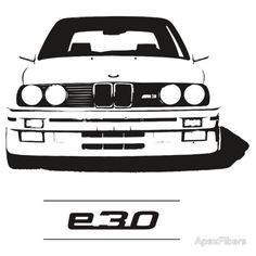 BMW 3 series (E30 second generation)