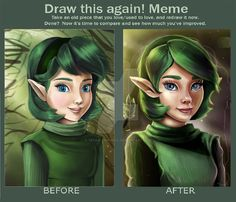 Deviantart more like adult saria alas