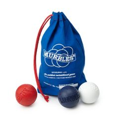 MURBLES GAME | family game, vacation, bocce ball | UncommonGoods
