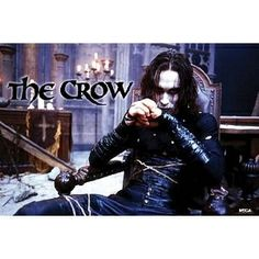 Brandon Lee in the film: The crow Brandon Lee - son Bruce Lee, life date - The Crow, Crow Movie, Movie Tv, Movie Blog, Bruce Lee, Dark Romance, Dani Filth, Movies And Series, Estilo Rock