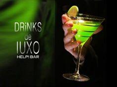 Drinks de Luxo Help!bar.