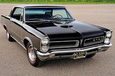 Unrestored 1965 Pontiac GTO Was a Dragstrip Warrior When New—and Is Still in the Same Family - Hot Rod Network 1965 Gto, 1965 Pontiac Gto, Pontiac Cars, Us Cars, Sport Cars, New Gto, Lifted Ford Trucks, Performance Cars, Bugatti Veyron