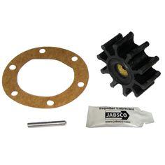 """Jabsco Impeller Kit - 10 Blade - Neoprene - 2"""" Diameter - https://www.boatpartsforless.com/shop/jabsco-impeller-kit-10-blade-neoprene-2-diameter/"""