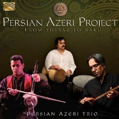 This album of the Persian Azeri Trio includes Pejman Hadadi on the tombak, dayereh, and zang bells; and founder of the Dastan Ensemble Hamid Motebassem, who plays the setar lute. The third member of the trio is Imayar Hasanov, the kamancha spike fiddle player from Azerbaijan. The music is improvisational within Persian modes   The Hadadi produces a large variety of melodic tones, like with the Indian tabla. The rich interplay of fiddle and lute produces warm, beautiful pieces.