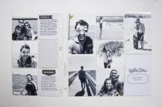 Pages by Heather Burris featuring the Midnight Edition.