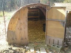 Chert Hollow Farm - Food For Thought: Winterizing the goats