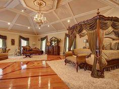 Dream Master Bedrooms