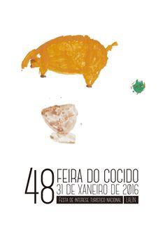 Festa do Cocido de Lalín 2016. 48 cocido cartel. #FestaDoCocido #Lalin