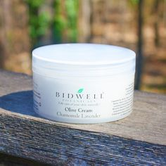 Olive Cream by Bidwell Botanicals