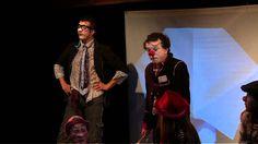Cyrano de Bergerac - Version clownesque (15 minutes du spectacle au théâ...